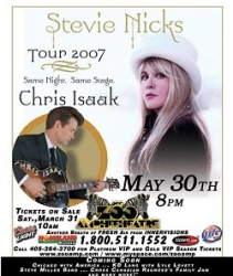 Stevie Nicks - Chris Isaak