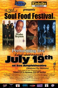 2nd Annual Soul Food Festival
