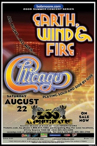 Chicago - Earth, Wind & Fire